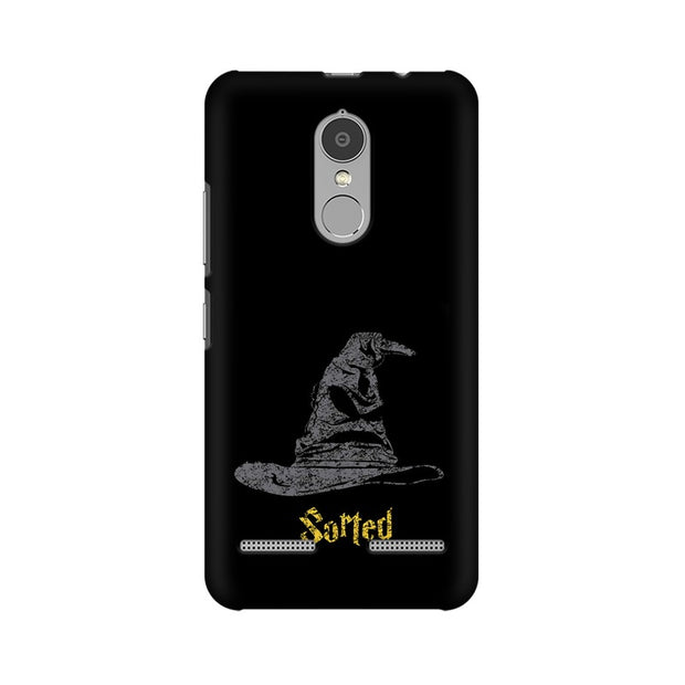 Lenovo K6 Power Sorting Hat Harry Potter Phone Cover & Case
