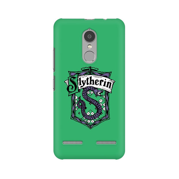 Lenovo K6 Power Slytherin House Crest Harry Potter Phone Cover & Case