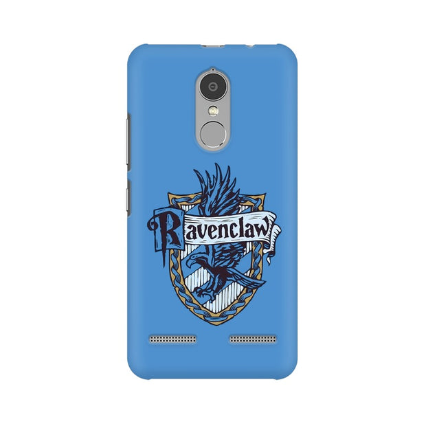 Lenovo K6 Power Ravenclaw House Crest Harry Potter Phone Cover & Case