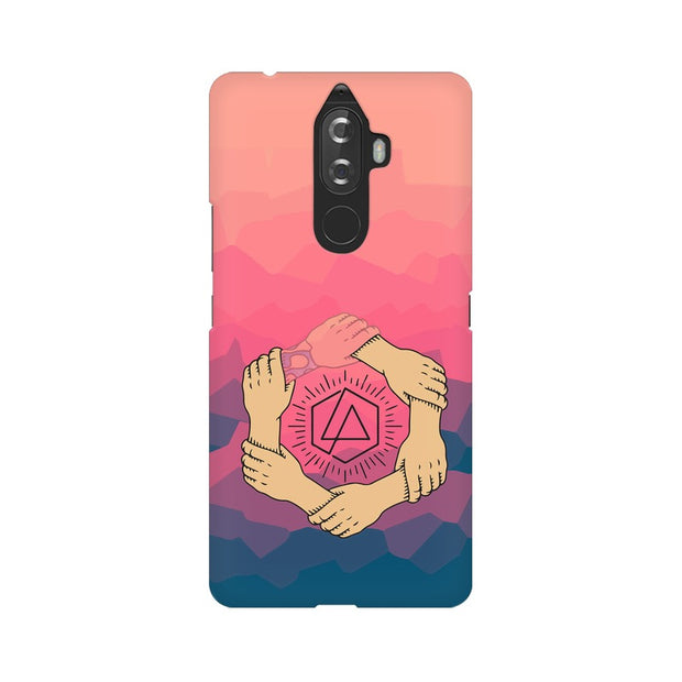 Lenovo K8 Note Linkin Park Logo Chester Tribute Phone Cover & Case