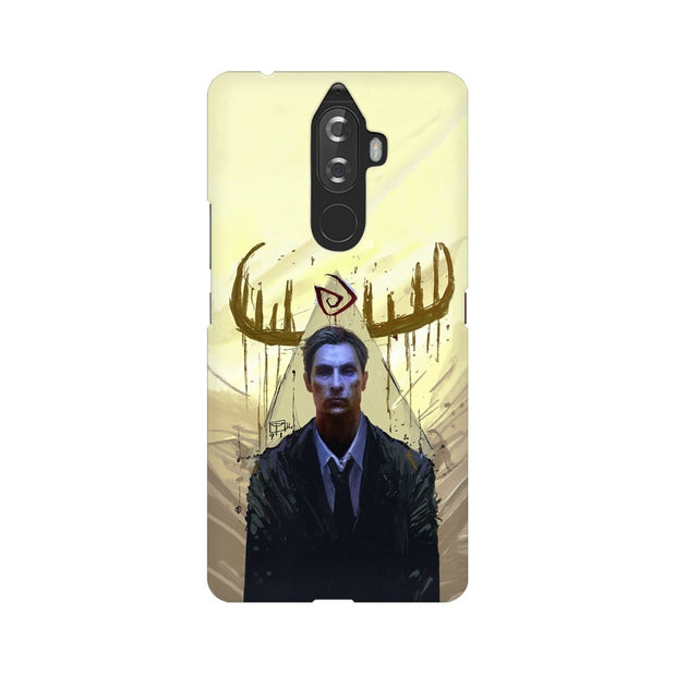 Lenovo K8 Note True Detective Rustin Fan Art Phone Cover & Case