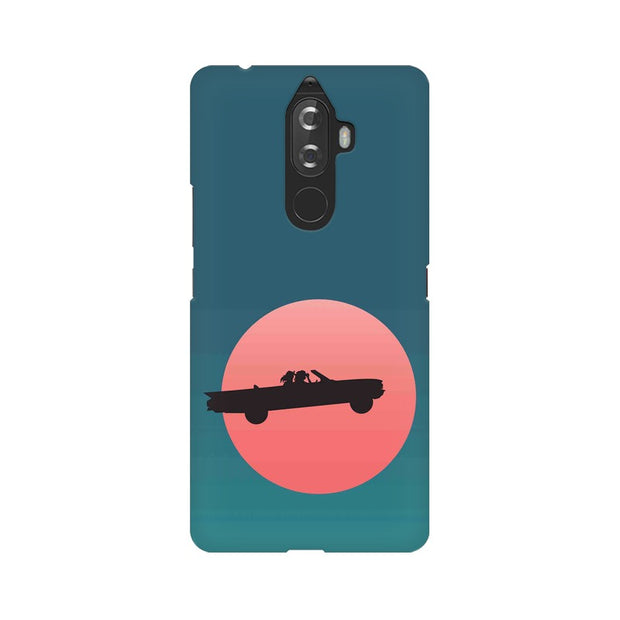 Lenovo K8 Note Thelma & Louise Movie Minimal Phone Cover & Case