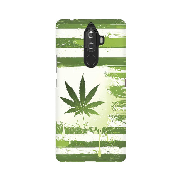 Lenovo K8 Note Weed Flag  Phone Cover & Case