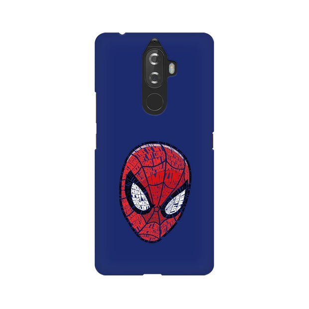 Lenovo K8 Note Spider Man Graphic Fan Art Phone Cover & Case