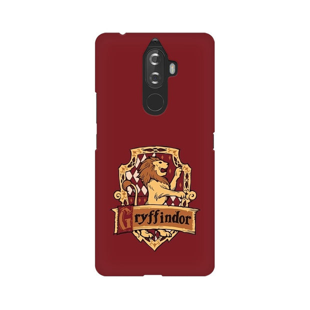 Lenovo K8 Note Gryffindor House Crest Harry Potter Phone Cover & Case