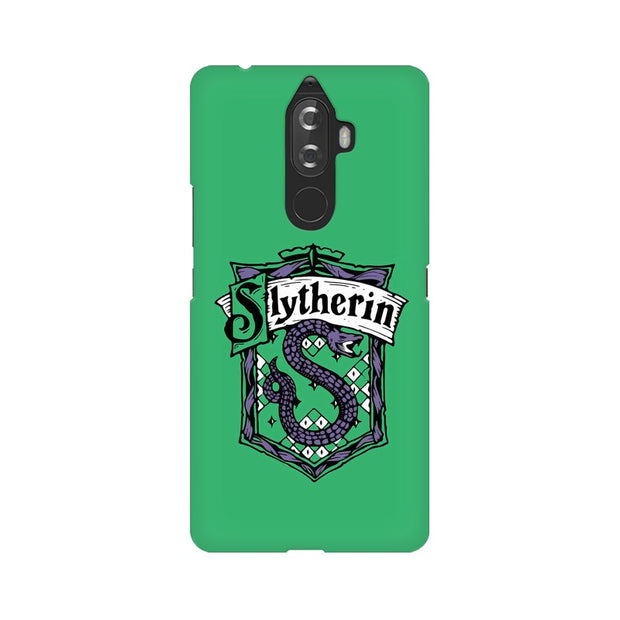 Lenovo K8 Note Slytherin House Crest Harry Potter Phone Cover & Case