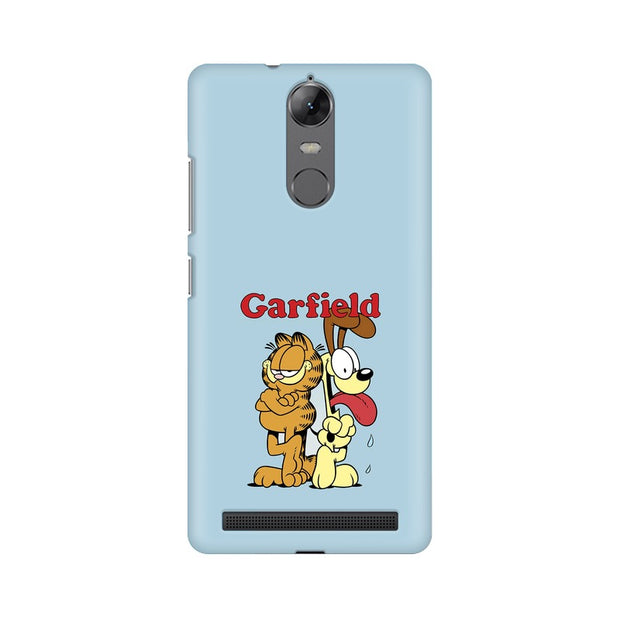 Lenovo Vibe K5 Note Garfield & Odie Phone Cover & Case