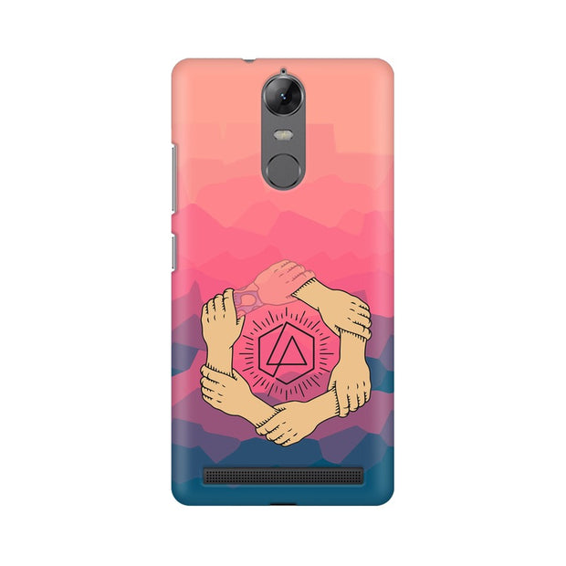 Lenovo Vibe K5 Note Linkin Park Logo Chester Tribute Phone Cover & Case