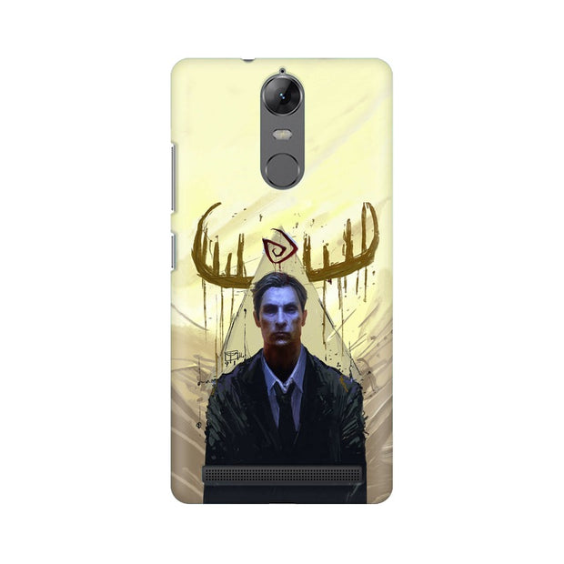 Lenovo Vibe K5 Note True Detective Rustin Fan Art Phone Cover & Case