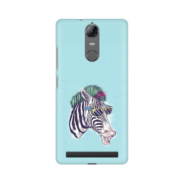 Lenovo Vibe K5 Note The Zebra Style Cool Phone Cover & Case
