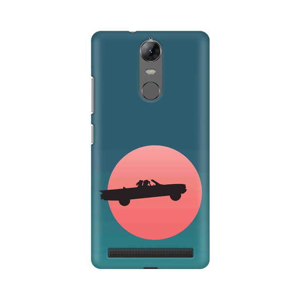 Lenovo Vibe K5 Note Thelma & Louise Movie Minimal Phone Cover & Case