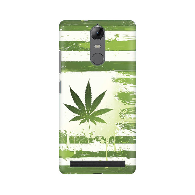Lenovo Vibe K5 Note Weed Flag  Phone Cover & Case