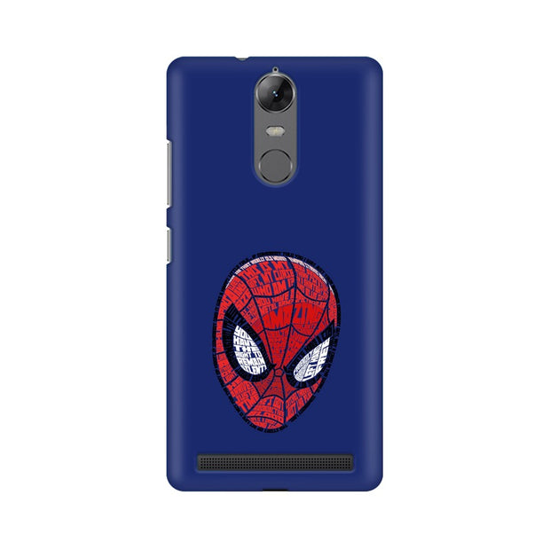 Lenovo Vibe K5 Note Spider Man Graphic Fan Art Phone Cover & Case