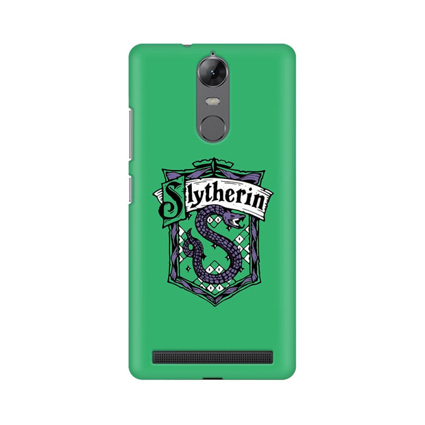 Lenovo Vibe K5 Note Slytherin House Crest Harry Potter Phone Cover & Case