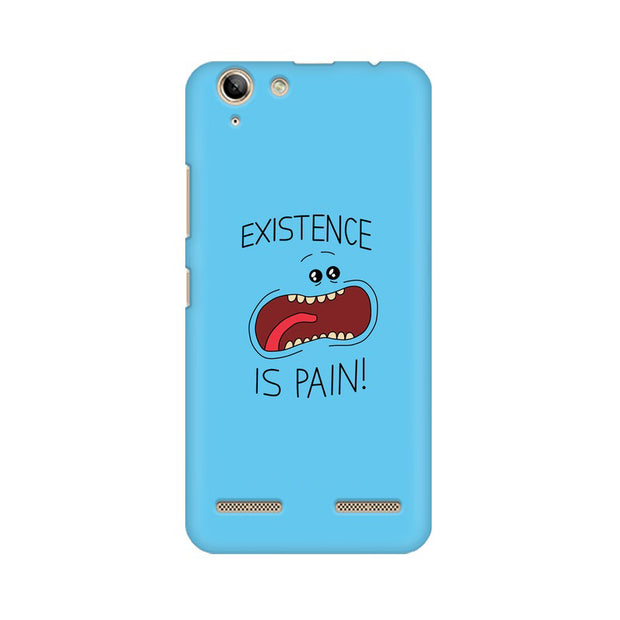 Lenovo Vibe K5 Existence Is Pain Mr Meeseeks Rick & Morty Phone Cover & Case
