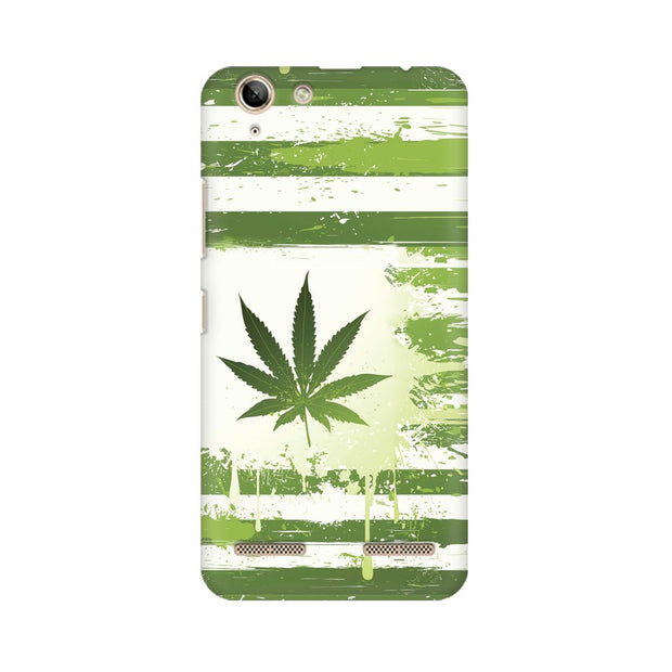 Lenovo Vibe K5 Weed Flag  Phone Cover & Case