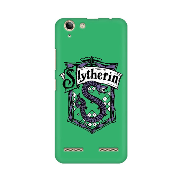 Lenovo Vibe K5 Slytherin House Crest Harry Potter Phone Cover & Case
