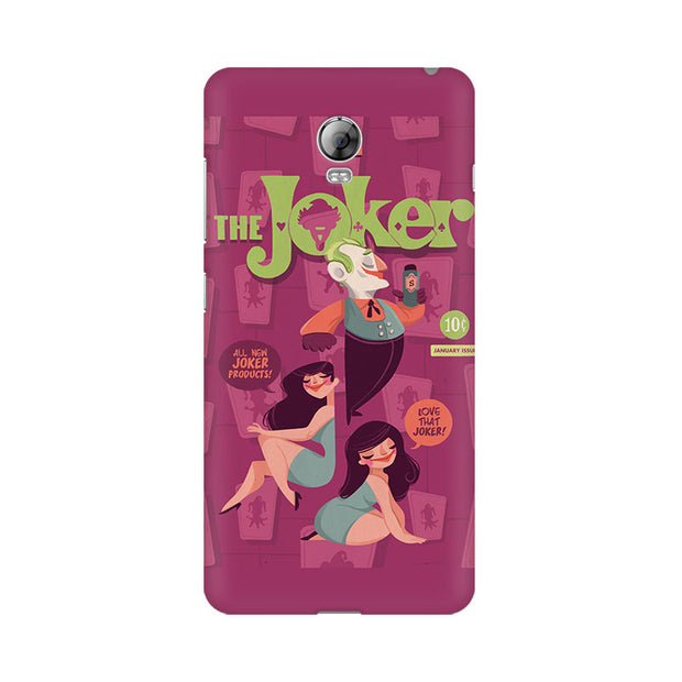 Lenovo Vibe P1 The Joker Phone Cover & Case