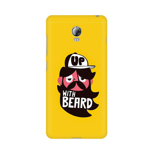 Lenovo Vibe P1 Up With Beard Phone Cover & Case
