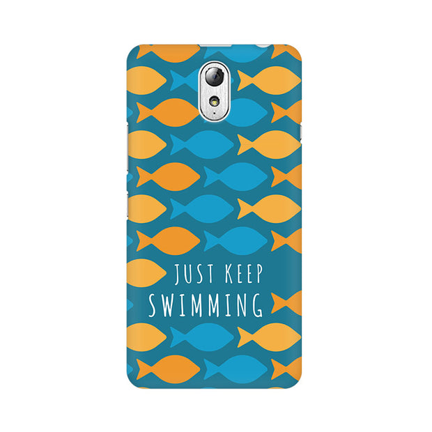 Lenovo Vibe P1M Just Keep Swimming Phone Cover & Case