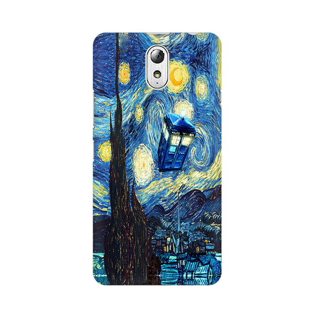 Lenovo Vibe P1M Doctor Who Phone Cover & Case
