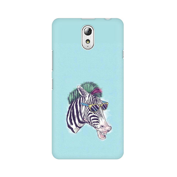 Lenovo Vibe P1M The Zebra Style Cool Phone Cover & Case