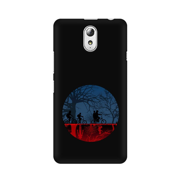 Lenovo Vibe P1M Stranger Things Fan Art Phone Cover & Case
