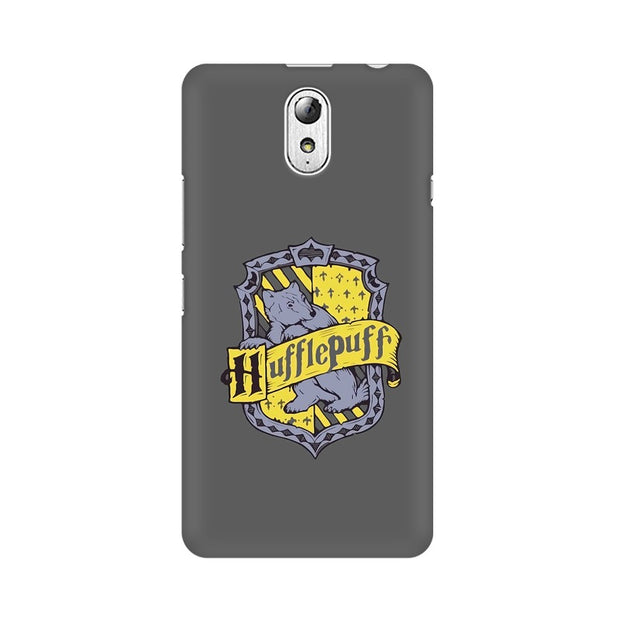 Lenovo Vibe P1M Hufflepuff House Crest Harry Potter Phone Cover & Case