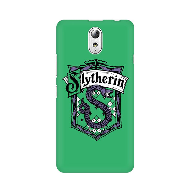 Lenovo Vibe P1M Slytherin House Crest Harry Potter Phone Cover & Case