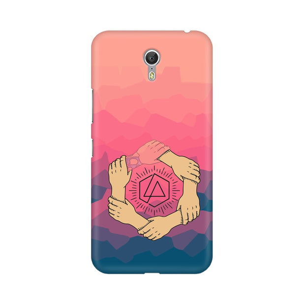 Lenovo Zuk Z1 Linkin Park Logo Chester Tribute Phone Cover & Case