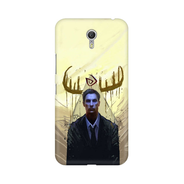 Lenovo Zuk Z1 True Detective Rustin Fan Art Phone Cover & Case