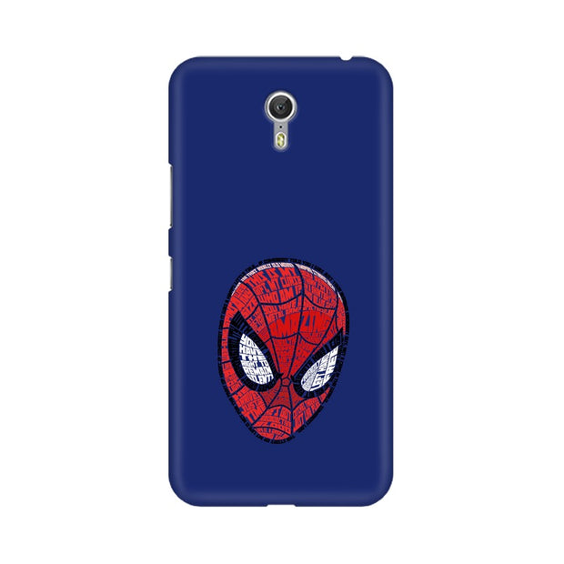 Lenovo Zuk Z1 Spider Man Graphic Fan Art Phone Cover & Case