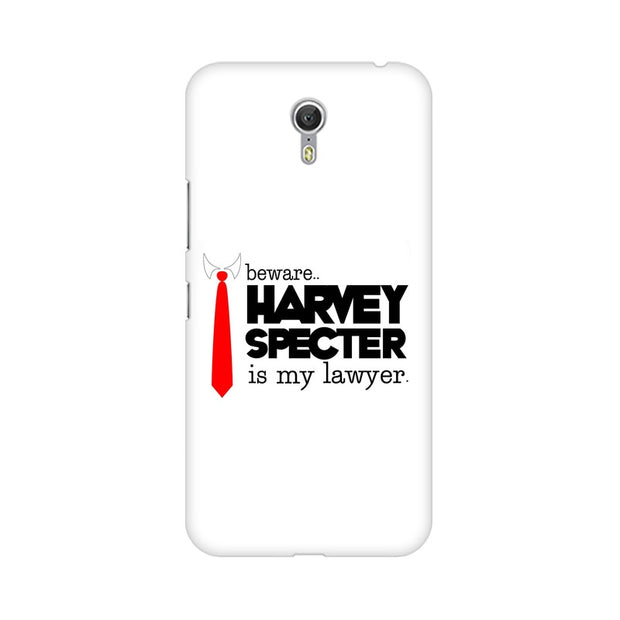 Lenovo Zuk Z1 Harvey Spectre Is My Lawyer Suits Phone Cover & Case