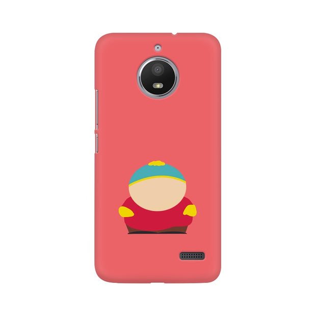 Moto E4 Eric Cartman Minimal South Park Phone Cover & Case