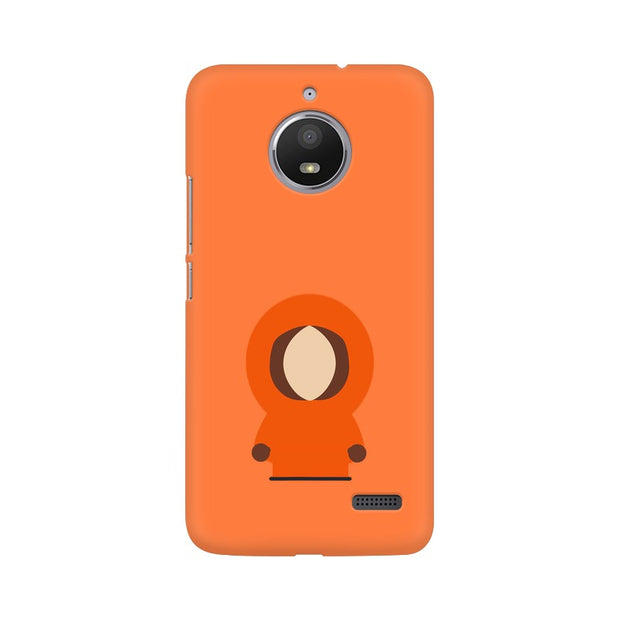 Moto E4 Kenny Minimal South Park Phone Cover & Case