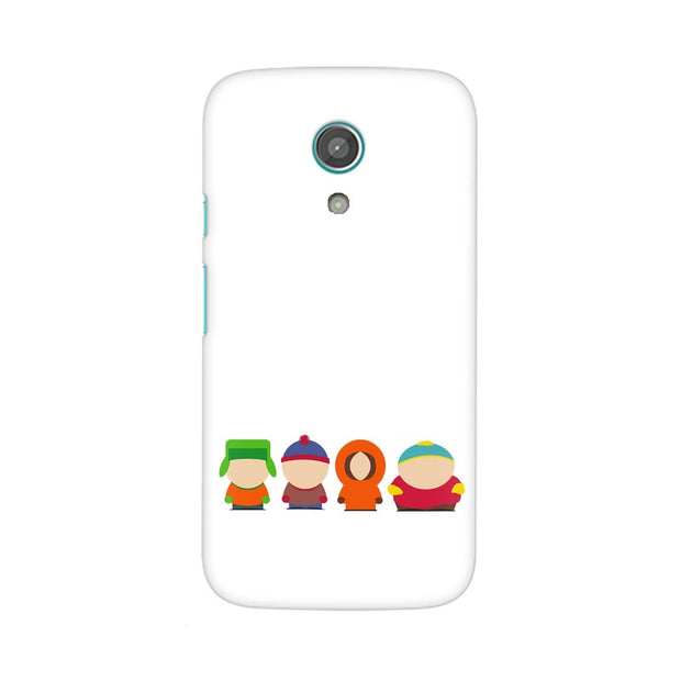 Moto G2 South Park Minimal Phone Cover & Case