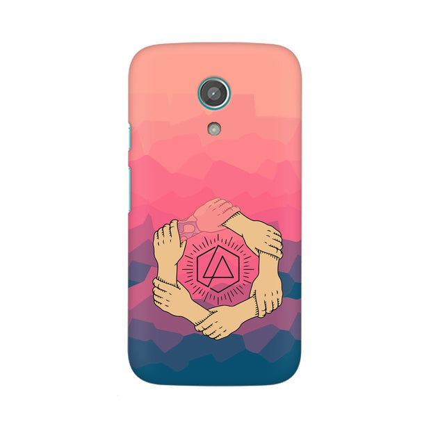 Moto G2 Linkin Park Logo Chester Tribute Phone Cover & Case