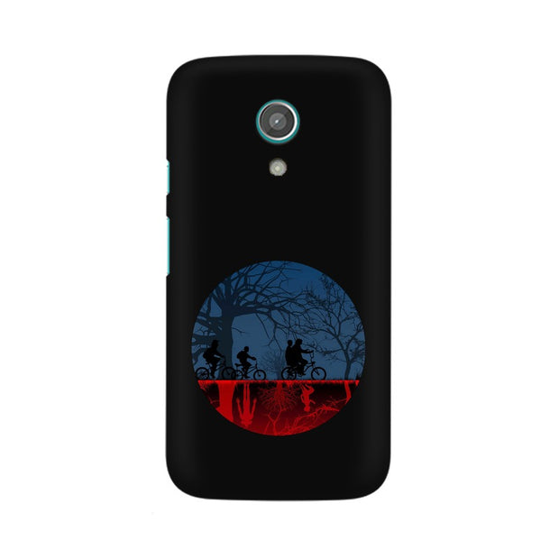 Moto G2 Stranger Things Fan Art Phone Cover & Case