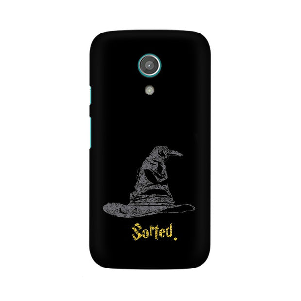 Moto G2 Sorting Hat Harry Potter Phone Cover & Case