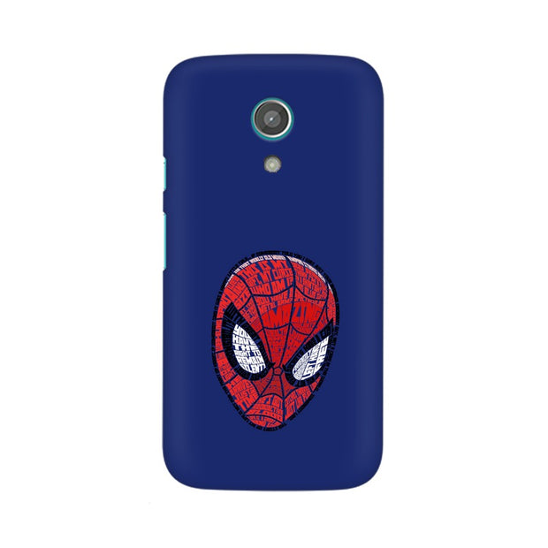 Moto G2 Spider Man Graphic Fan Art Phone Cover & Case