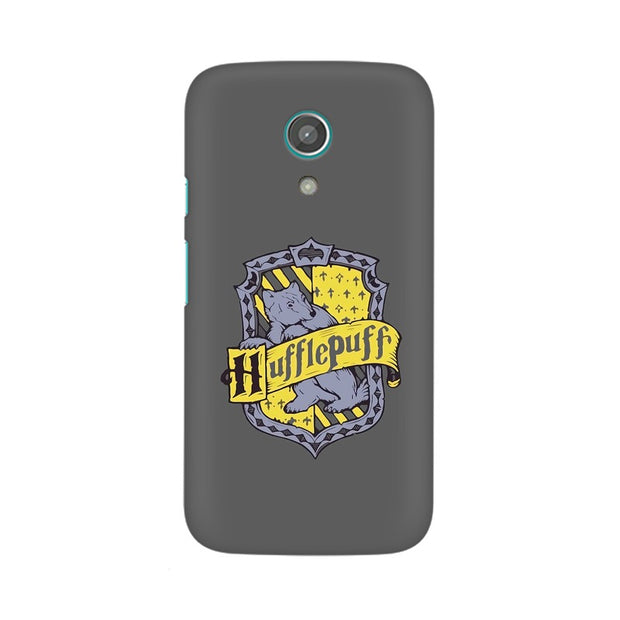 Moto G2 Hufflepuff House Crest Harry Potter Phone Cover & Case