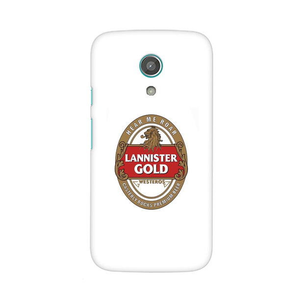 Moto G2 Lannister Gold Game Of Thrones Cool Phone Cover & Case
