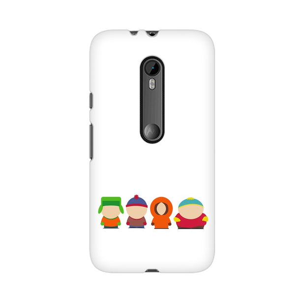 Moto G3 South Park Minimal Phone Cover & Case