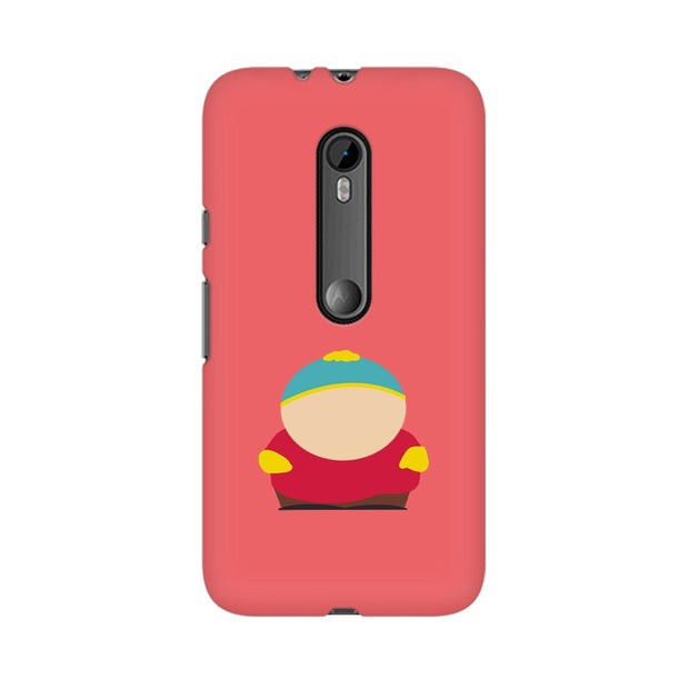 Moto G3 Eric Cartman Minimal South Park Phone Cover & Case