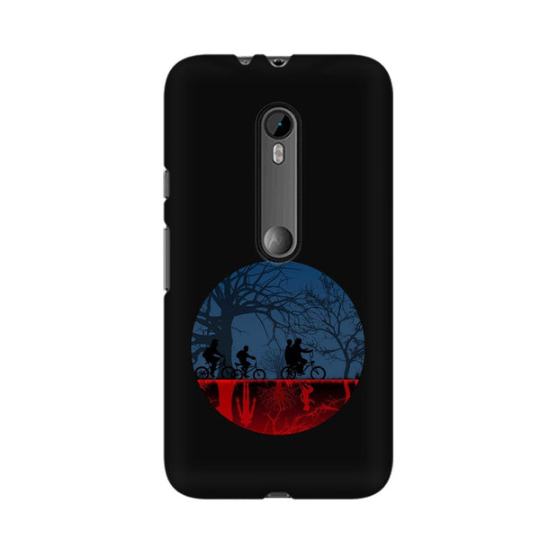Moto G3 Stranger Things Fan Art Phone Cover & Case