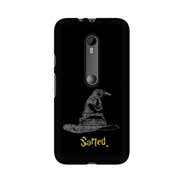 Moto G3 Sorting Hat Harry Potter Phone Cover & Case
