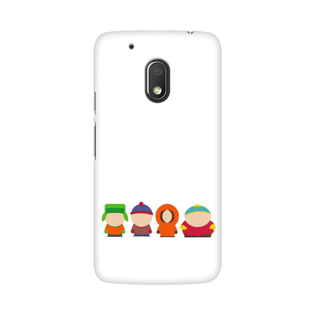 Moto G4 Play South Park Minimal Phone Cover & Case