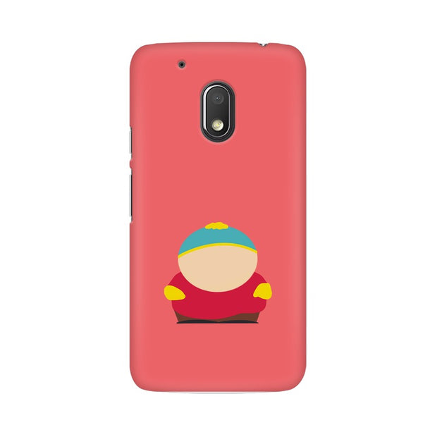 Moto G4 Play Eric Cartman Minimal South Park Phone Cover & Case