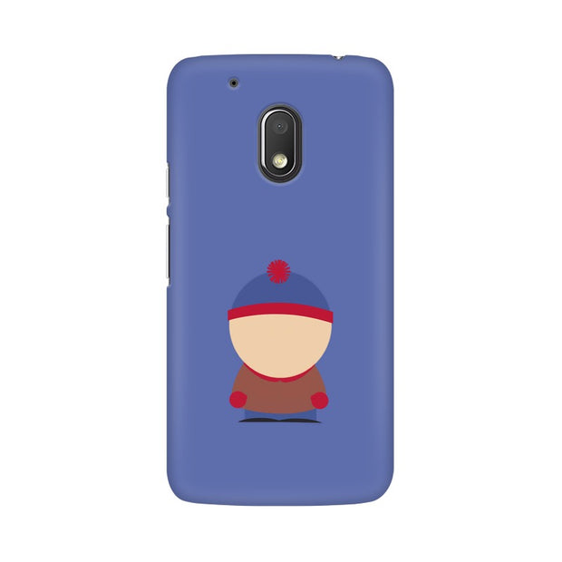 Moto G4 Play Stan Marsh Minimal South Park Phone Cover & Case