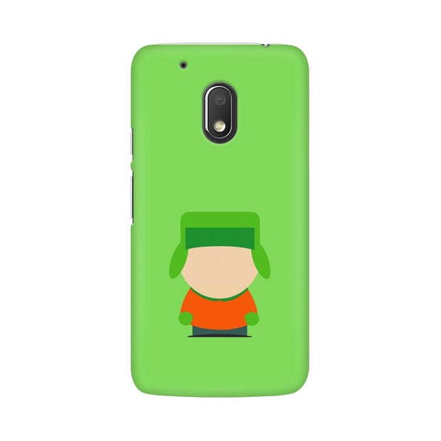 Moto G4 Play Kyle Broflovski Minimal South Park Phone Cover & Case